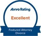 Avvo Badge Excellent Rating